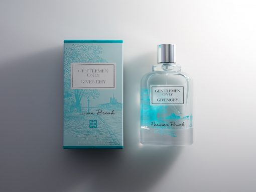 """""""Gentlemen Only, Parisian Break""""<br><strong>GIVeNCHY</strong>"""
